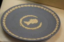 A Wedgewood Jasperware Plate