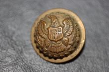 A Civil War Soldier Coat Button
