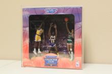 Rare Starting Lineup - 1996 Basketball SLU NBA 3 Centers: O'Neal, Jabbar, Chamberlain