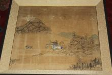 Antique Chinese / 19th Century Watercolor
