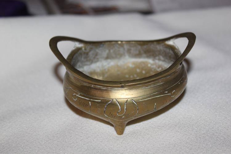 Antique / Vintage Chinese Bronze Urn