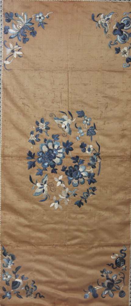 Antique Chinese Embroidery Panel