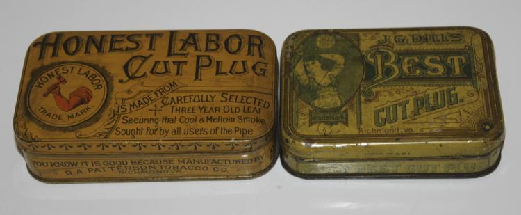 Antique / Vintage Tin Boxes