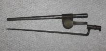 Antique 19th Century American Civil or Spanish War Bayonet