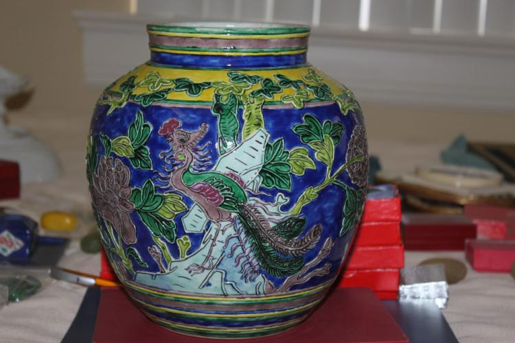 Antique Chinese Ceramic Jar