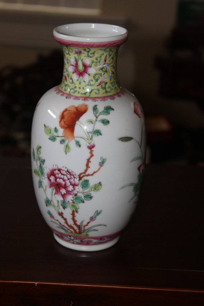 Chinese Early 20th C Republic Vase