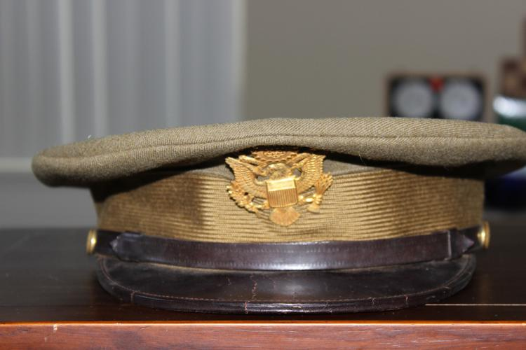 American WWI Soldier Cap