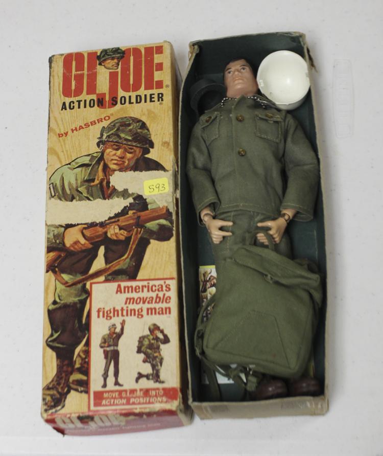 G.I. Joe Hasbro Toy Company 1960s Figure