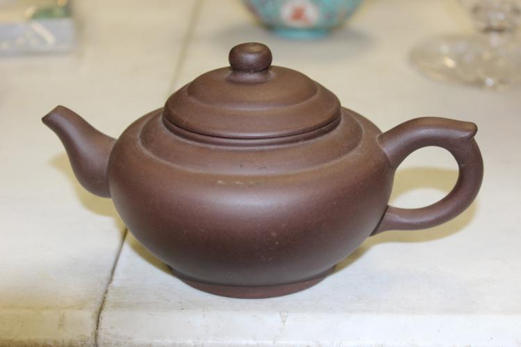 Antique / Vintage Chinese Yixing Teapot