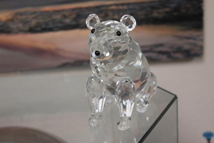 Swarovski ? Crystal Bear