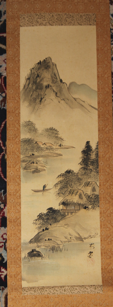Antique / Vintage Chinese Scroll Painting