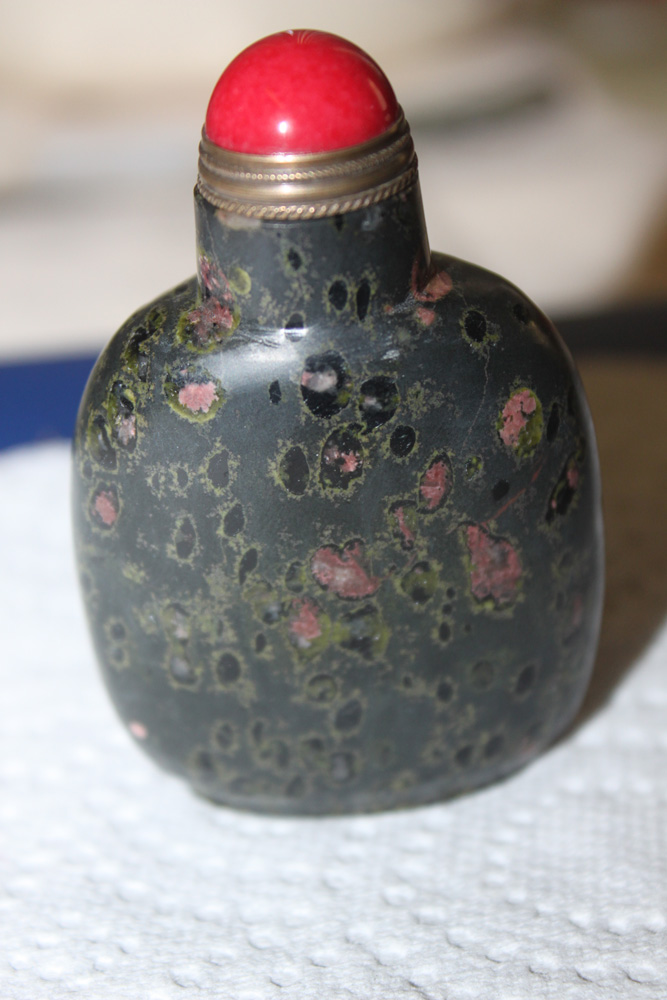 Stone Snuff Bottle