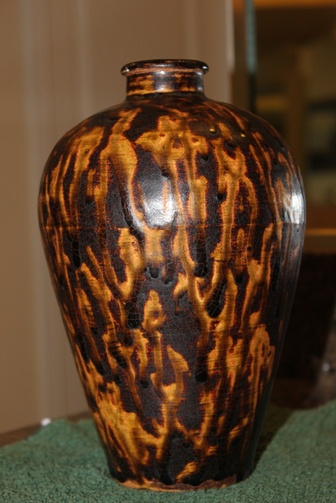 Antique Chinese Tortoise Shell