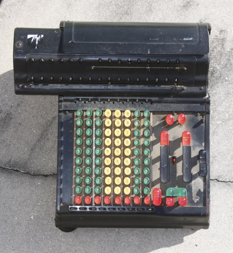 Marchant Calculator