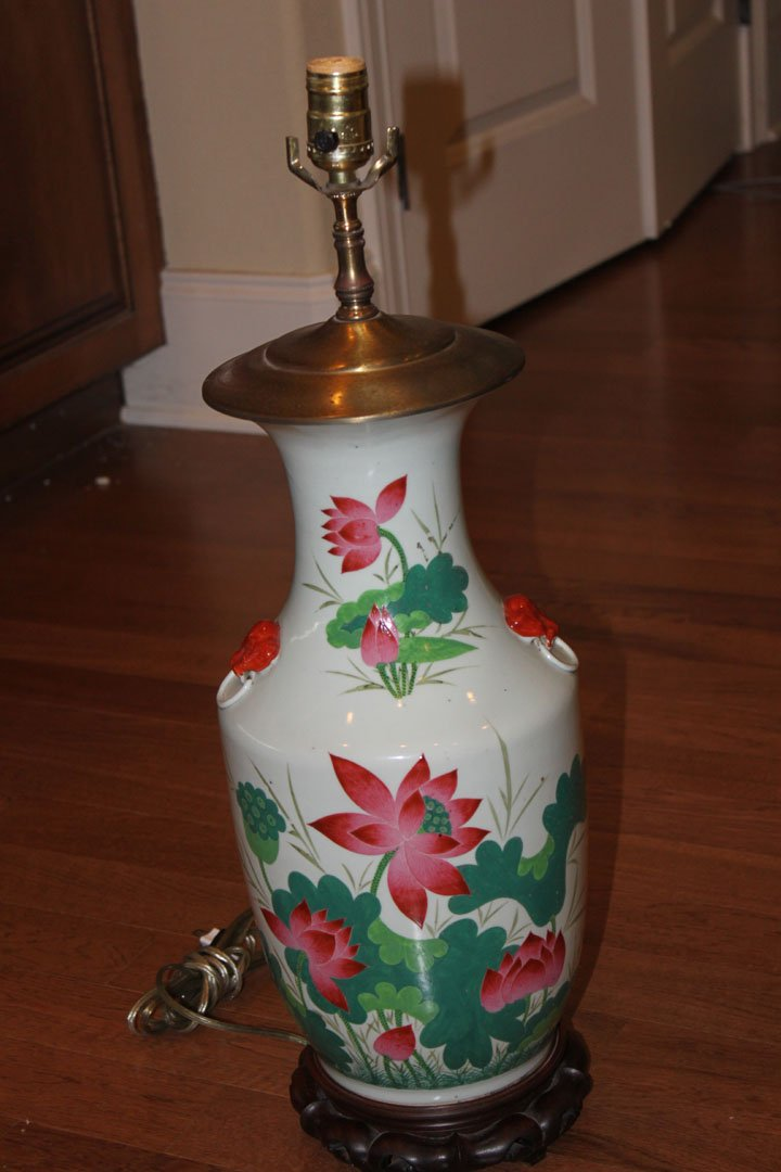 Late 19th Early 20th Century Chinese Floor Vase