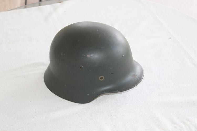 World War II German Helmet