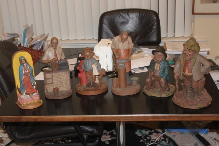 Lot of 6 Tom Clark Gnomes