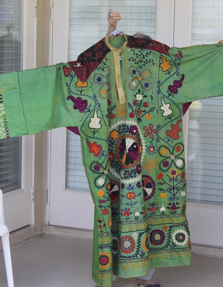 Antique / Vintage Asian / African Dashiki Robe