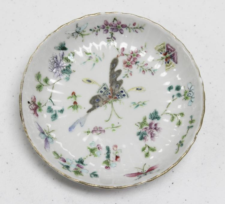 Qing Dynasty Small Dish
