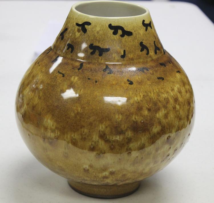 Mid Century Modern Raymor Pottery Vase