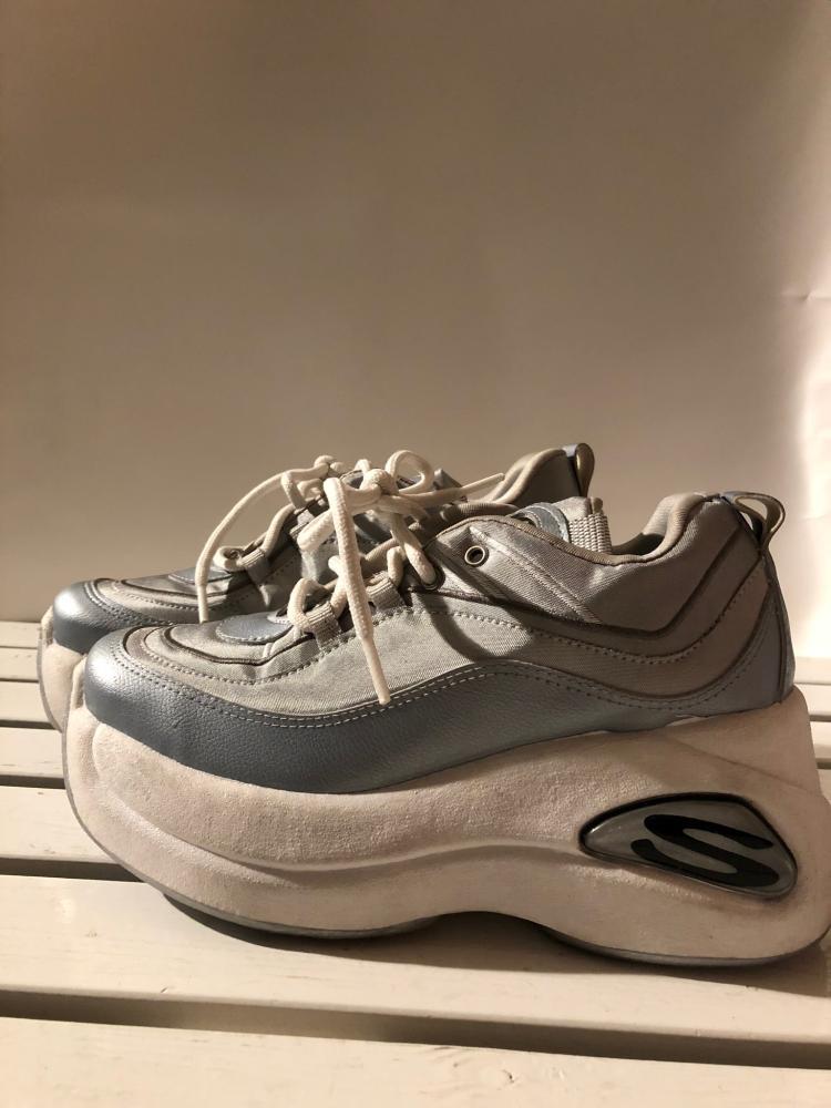 5b31dd08e06 RARE ORIGINAL vintage Skechers shoes by Private Swiss collectors I Love  vintage Skechers , size 39