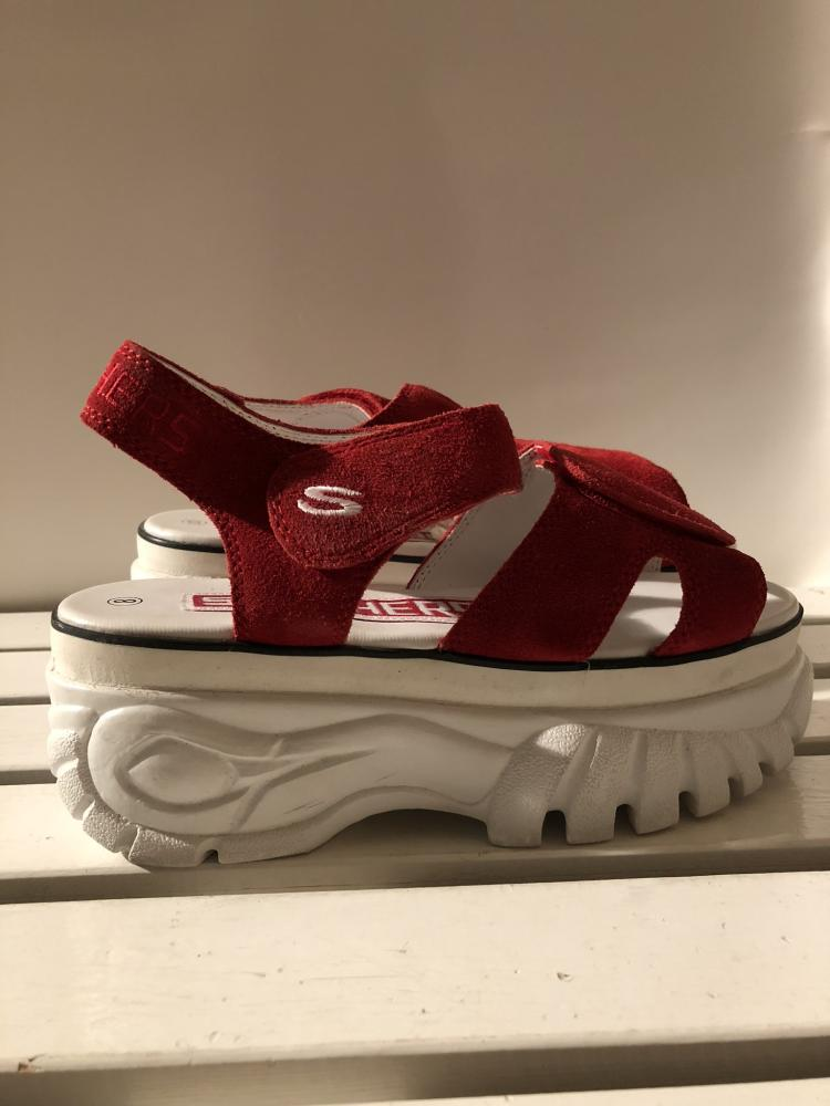 73e0cff58f69 RARE ORIGINAL vintage Skechers shoes by Private Swiss collectors I Love vintage  Skechers