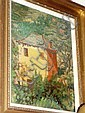 HENRY C O'DONNELL, 1900 - 1992, farmhouse, oil on, Henry C O'Donnell, Click for value