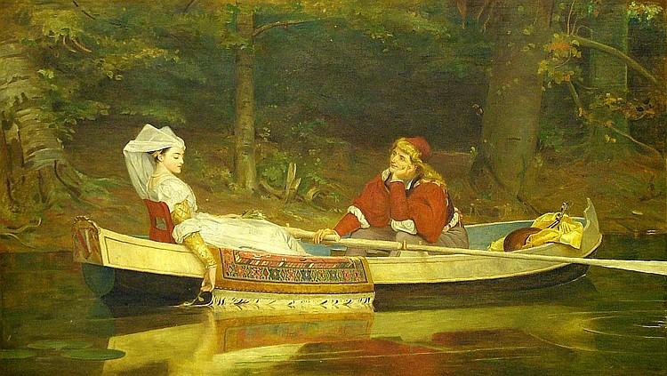By Philip Hermogenes Calderon (1833-1898) -