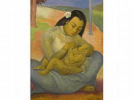By Edward Bainbridge Copnall (1903-1975) - 'Mother