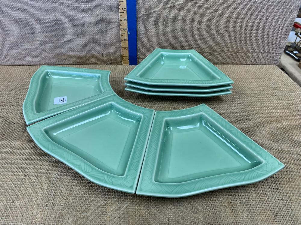 Relish trays
