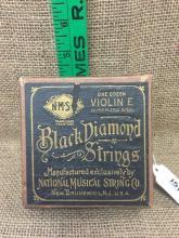 Violin string box