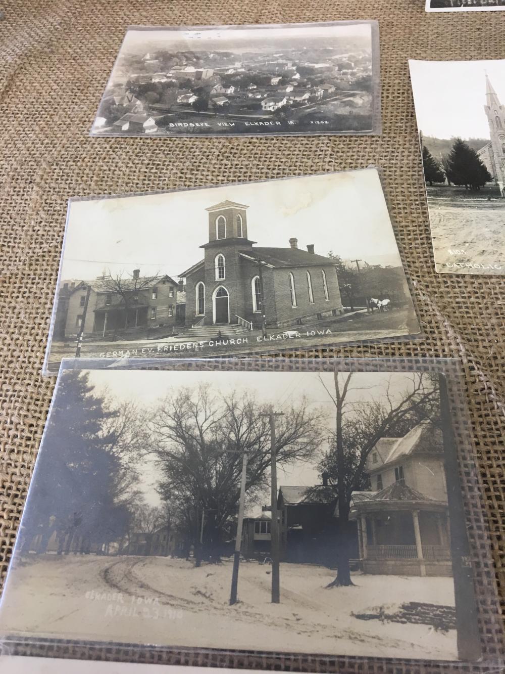 Lot 19: Postcards