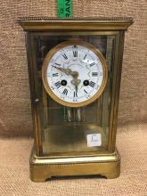 Lot 1: Clock