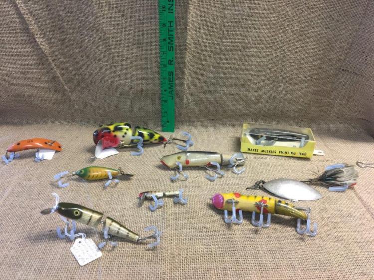 Lot 13: Fishing