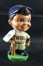 Early 1960s baseball bobblehead: