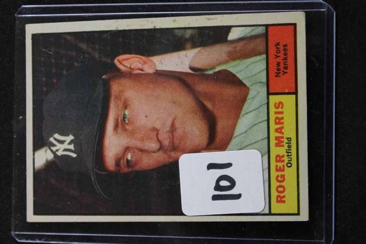 Baseball card:
