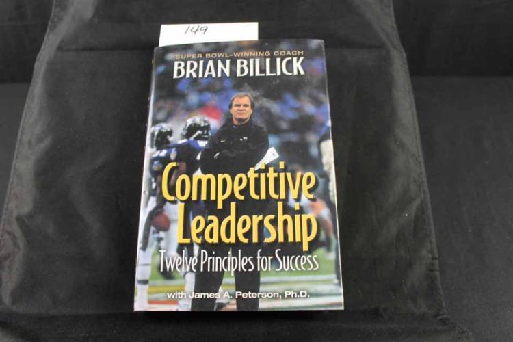 Football/leadership book: