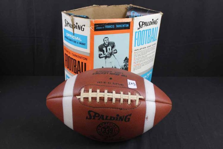 Vintage football: