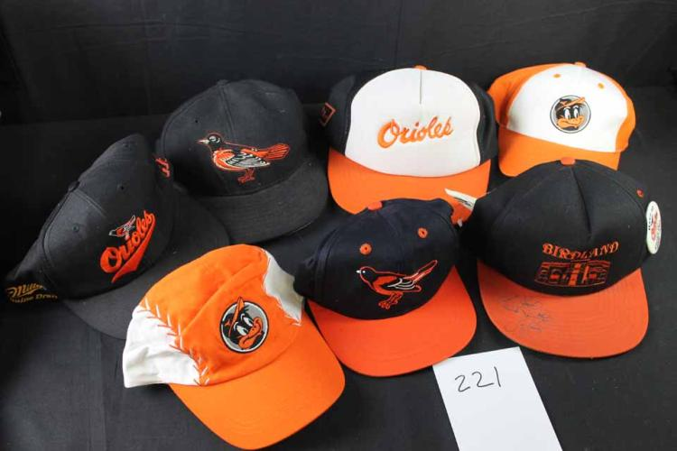 Orioles memorabilia: