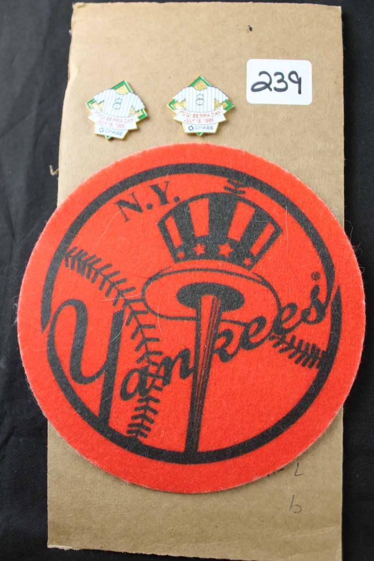 Yankees memorabilia: