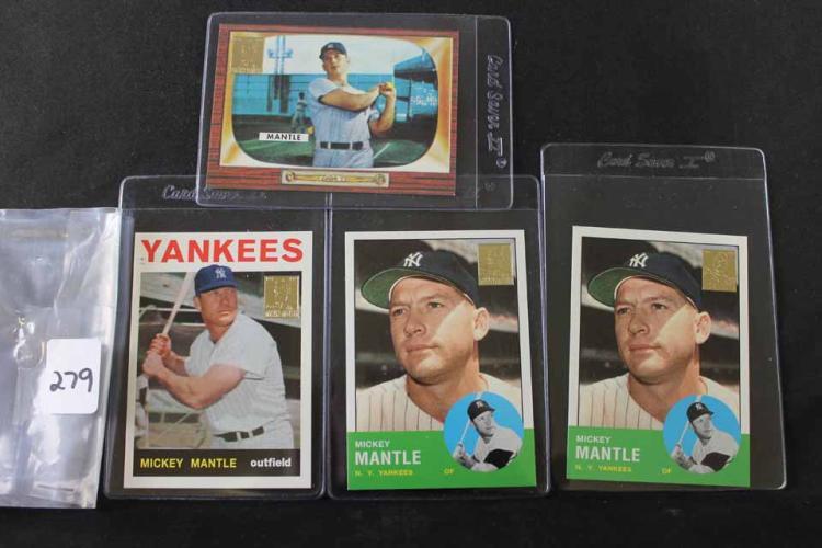 Baseball cards: