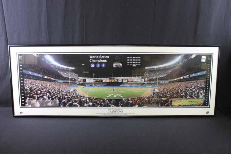 Baseball art: