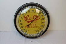 Thermometer: