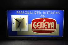 Light-up Clock: