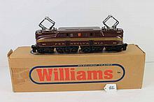 Williams: