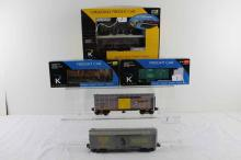 MODEL TRAINS and ACCESSORIES