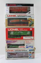 Model Trains & Accessories Auction