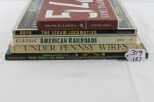 Railroad Books: