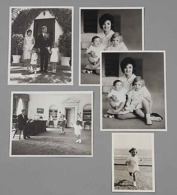 (5) Kennedy White House photos