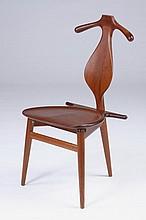Hans Wegner, Johannes Hansen Valet Chair